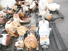 LARGE LOT STERLING GEAR MOTOR, REDUCER - PARTS