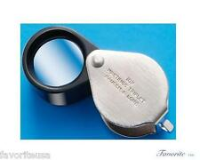 BAUSCH & LOMB HASTINGS TRIPLET MAGNIFIER JEWELERS LOUPE 10X 81-61-71