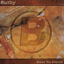 Break the Silence Buzby MUSIC CD
