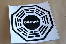 FROM LOST: DHARMA LOGO