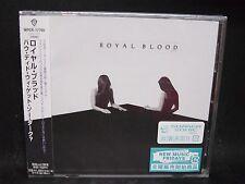 ROYAL BLOOD How Did We Get So Dark ? JAPAN CD British Vintage Blues Psyche Rock