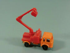 Cars: Construction Vehicles 3.1 - Truck with Hydraulic Ramp Orange/Red