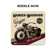 Sous-verre Harley Davidson Genuine (46106) motor cycles moto custom Biker HD