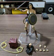 Mafex Wonder Woman Justice League Figure Medicom