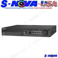 DVR 4//8//16//32 CH HIKVISION TURBO HD TVI FULL 1080P DIGITAL VIDEO RECORDER P2P*