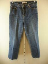LEVI'S 512 Perfectly Slimming BootCut Blue Stretch Jeans Flap Women's 10 28 X 26