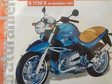 Reparaturanleitung, Werkstatthandbuch,  BMW R 1150 R, ab  2001, Band 5257