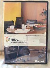 Microsoft Office 2003 Standard Edition Software! Office Systems! Q93