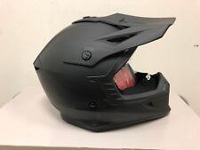 2019 509 Snowmobile Snow Snowcross Tactical Helmet Black Ops XL 2XL NEW