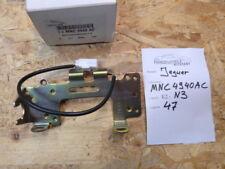 Jaguar XJ AUFSPANNPLATTE Mikroschalter Schalthebel Schaltkulisse MNC4940AC NEU