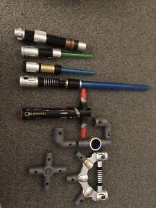 Star Wars bladebuilders lightsaber Bundle