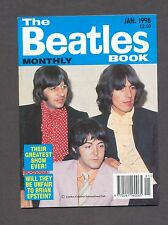 The Beatles Monthly Book  January, 1998  # 261