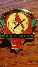 St Louis Cardinals vs. Yankees 1926 World Series Pin - Coca-Cola/National 1992