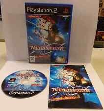 Console Game SONY Playstation 2 PS2 Play PAL ITALIANO NANOBREAKER Konami Ita