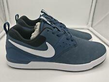online store 321da 910e1 Nike SB Zoom ejecta UK 7 Squadrone Blu Bianco Nero 749752410