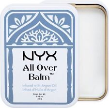 NYX All Over Balm with Argan Oil 25g  AOB01 - NEW Sealed