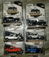 Greenlight Dually Drivers Series 5 Set *MIB*