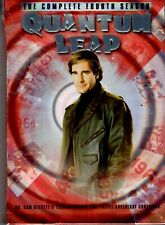 Quantum Leap - The Complete Fourth Season (Dvd, 2006, 3-Disc Set) New & Sealed