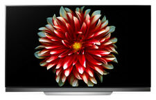 LG 65 Zoll IPs Ultra HD OLED Smart Fernseher - Silber (OLED65E7V)