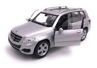 Mercedes Benz GLK SUV Modellauto Auto LIZENZPRODUKT 1:34-1:39 versch. Farben