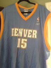 2651f03c6 Reebok Denver Nuggets Carmelo Anthony Basketball Jersey NBA XL 2