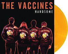 "The VACCINES 7"" Handsome / Fridmann Edit ORANGE Vinyl Record 2015 NEW"
