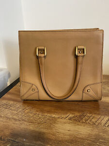 Gucci Handbag Small Camel Colour (Owned By Celebrity) BRAND NEW RRP £1850