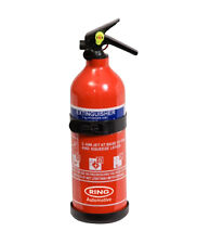 Ring 1kg ABC Dry Powered Fire Extinguisher RTC1740
