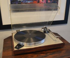 Luxman Direct Drive PD 264 Turntable with Ortofon, serviced, NICE!