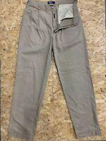 POLO Ralph Lauren HAMMOND Men's Trousers Pants Chinos W34 L34 Beige Regular