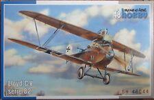 SPECIAL HOBBY 1/48 LLOYD C.V serie 82 WWI 2-seater Plastic kit. SH 48044 *NEW*