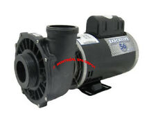 """Waterway spa & pump EXECUTIVE 56frame, 2-speed, 5HP 2"""" intake 3722021-1D vers2"""