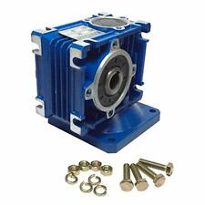 DC Right Angle Gearbox RV030 Reduction Ratio Geared Speed Reducer