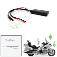 for Honda Goldwing GL1800 Motorcycle 3-PIN Audio Music Input Aux Cable Adapter