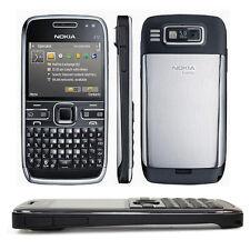Full Working Nokia E Series E72 Black QWERTY UNLOCKED Refurbished Smartphone