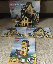 Lego Creator Set 4996 Beach House - 100% Complete