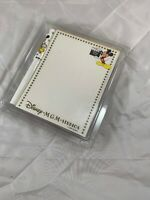 Disney MGM Studios Mickey Mouse Stationery Pen And Pad Set 1987