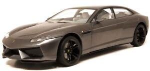MDM956 - Voiture sportive LAMBORGHINI Estoque couleur grise -  -
