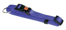 LEOPET collier chien modèle miami taille 40-55 cm couleur bleu neuf