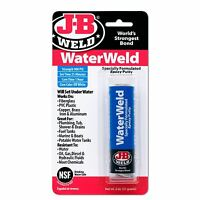 J-B Weld 8277 - WaterWeld Putty - Specially Formulated Fast Epoxy Putty 1st Post