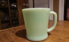 Vintage FIRE-KING JADEITE, JADITE COFFEE MUG CUP