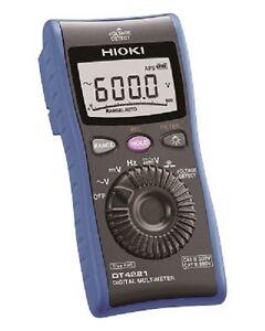 HIOKI - DT4221 True-RMS Digital Multimeter
