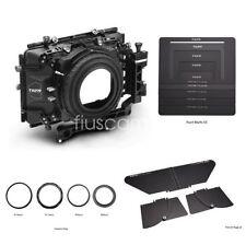 Tilta 4×5.65 Carbon Fiber Matte Box MB-T04 wing-Away 15/19mm for Film Camera