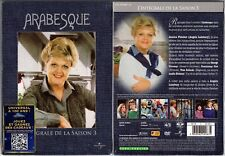 ARABESQUE - Intégrale saison 3 - Coffret 3 boitiers slim - 6 DVD - OCCASION