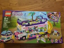 Lego Friends: Friendship Bus 41395 (778 Pieces.) *Brand New; Factory Sealed*