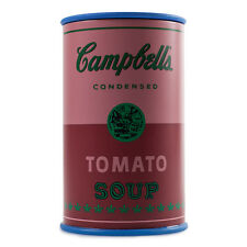 44Kidrobot Andy Warhol Campbell's - Vinyl Soup Can Purple Worldwide Free S/H