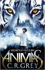 Legacy of the Claw (Animas), New, C. R. Grey Book