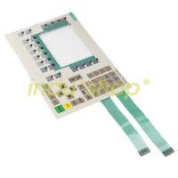 For Siemens SIMATIC PANEL OP270-6 6AV6542-0CA10-0AX0 Membrane Keypad Touch