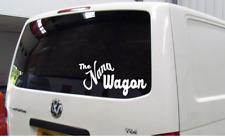 The Nana Wagon Decal