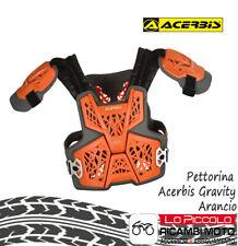 Adulto Taglia Unica Orange//Black Leatt 2.5 Protezione Toracica Moto Unisex